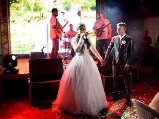 O casamento de Catiana e Magno