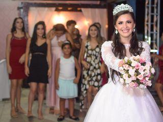 O casamento de Catiana e Magno 3