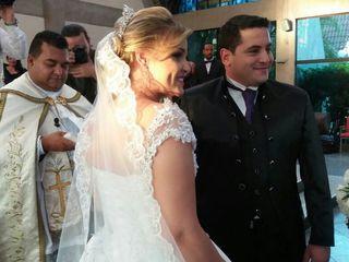 O casamento de Tássia  e Heber