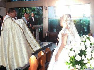 O casamento de Tássia  e Heber  3