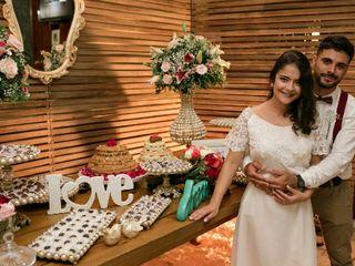 O casamento de Kamilla Machado  e Isaias Martins