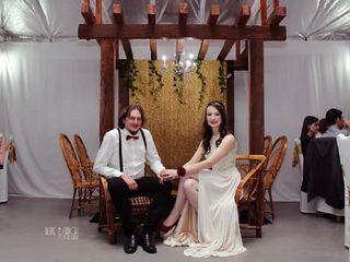 O casamento de Tauane e Zigomar Jr.