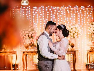 O casamento de Quezia e Carlos