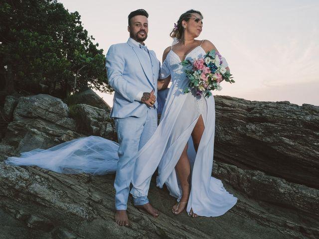 O casamento de Stefanie e Willian