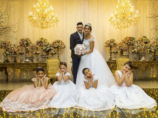 O casamento de Monica e Edilson