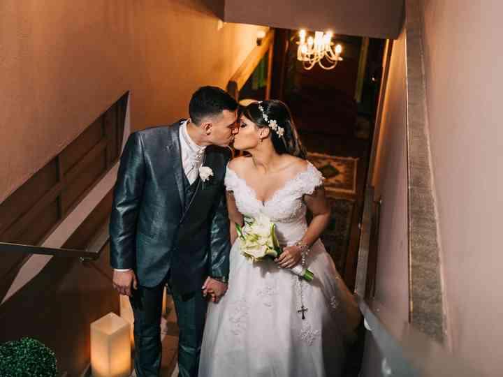 O casamento de Priscila e Luiz