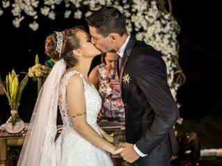 O casamento de Bruna e Junior 2