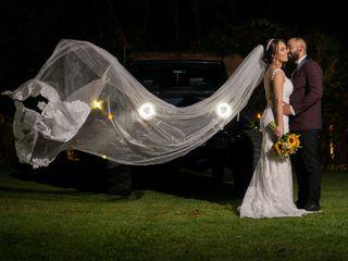 O casamento de Natalia e Elton