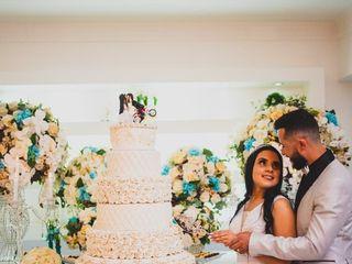 O casamento de Aline e Douglas 1
