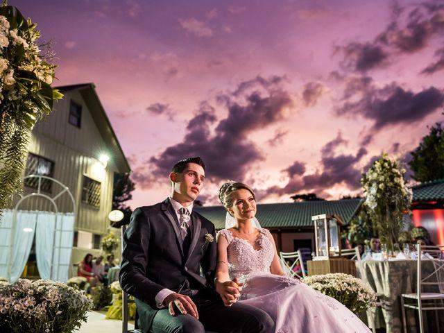O casamento de Bruna e Junior