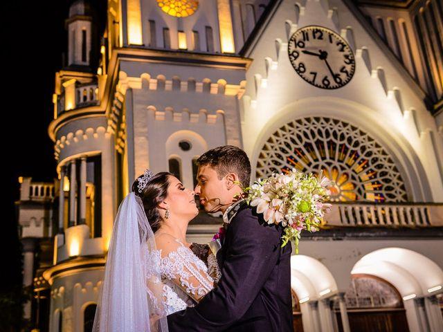 O casamento de Cinthia e Leandro