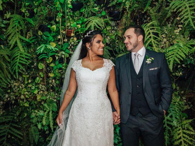 O casamento de Paula e Antônio