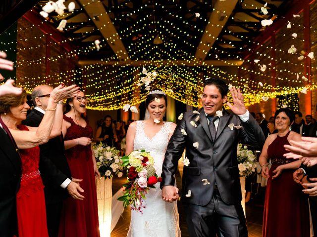 O casamento de Yasmin e Moises