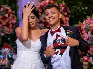 O casamento de Maria Eduarda e Christiano