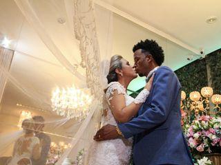 O casamento de Priscila e Wesley
