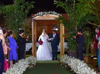 O casamento de Verônica e Fred 2