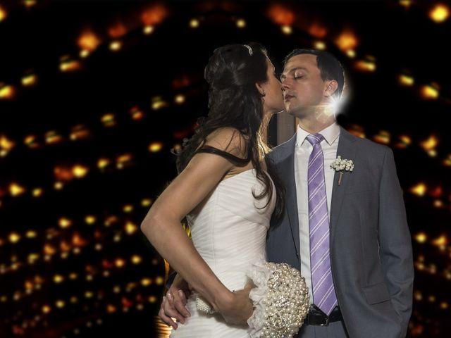 O casamento de Camila e Joseph