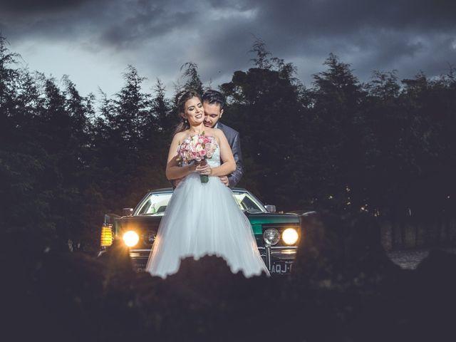 O casamento de Laura e Marcus