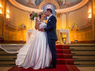 O casamento de Fernando e Gabriela