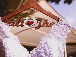 O casamento de Talita e Jhonatan 1