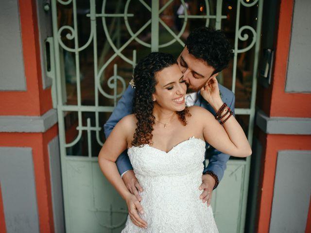 O casamento de Fernanda e Rudah