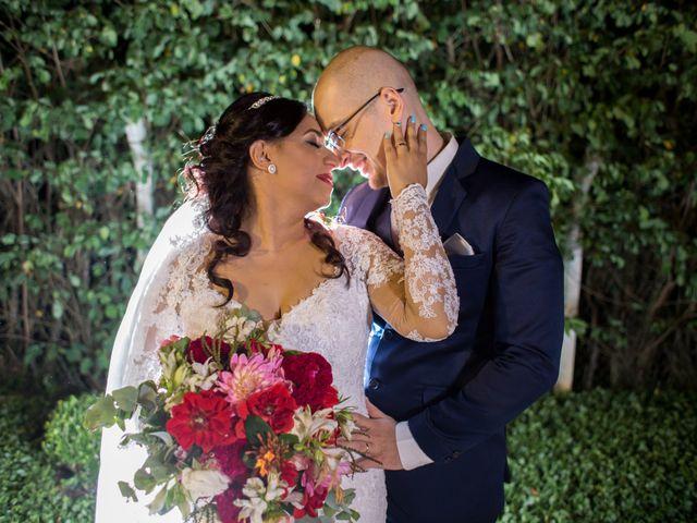 O casamento de Sindi e Thiago