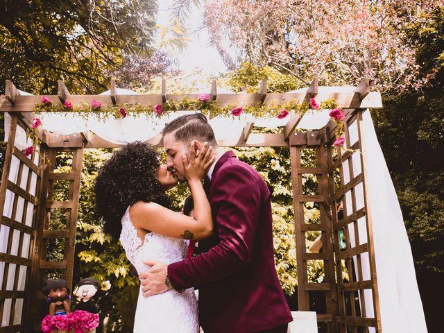 O casamento de Talita e Jhonatan