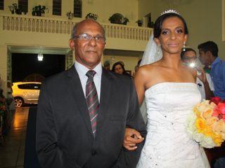 O casamento de Cristina  e Rafael 1