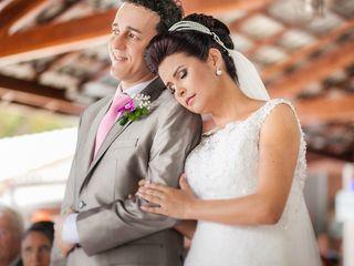 O casamento de Kenia e Fabiano 1