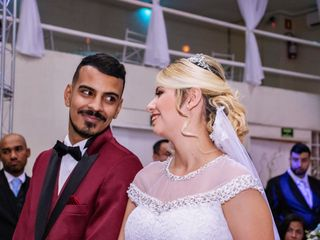 O casamento de Marcus  e Karina