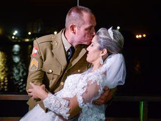 O casamento de Olivia e Ivan