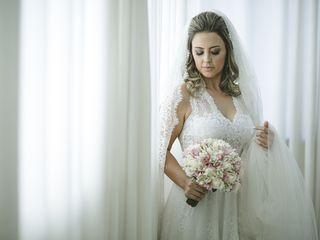 O casamento de Llarissa e Alexandre