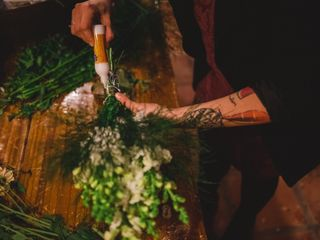 O casamento de Flora e Thivá 3