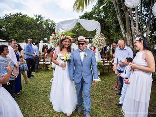 O casamento de Vanessa e Francisco
