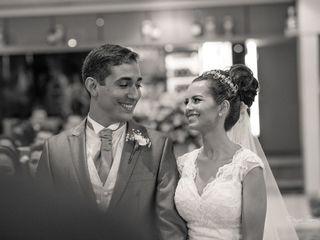 O casamento de Gabriela e Carlos