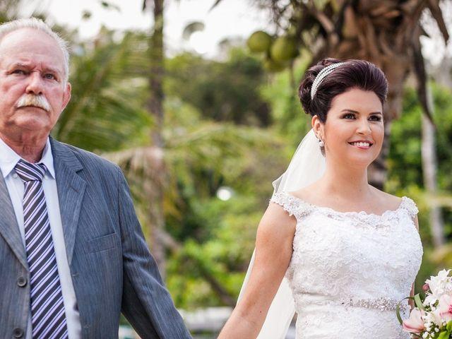 O casamento de Fabiano e Kenia em Serra, Espírito Santo 55