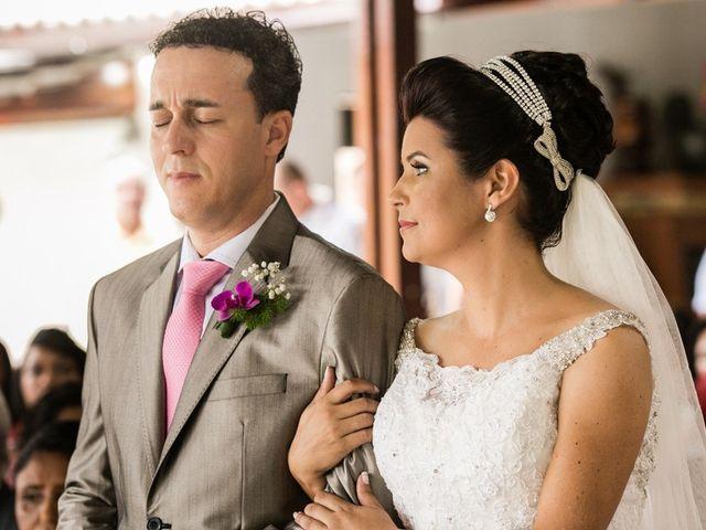 O casamento de Fabiano e Kenia em Serra, Espírito Santo 66