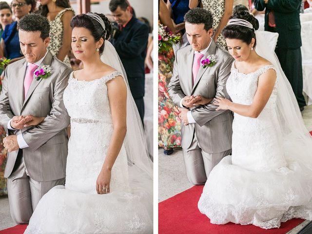 O casamento de Fabiano e Kenia em Serra, Espírito Santo 78