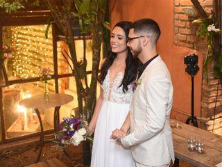 O casamento de Erika e Felipe