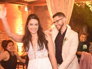 O casamento de Erika e Felipe 3