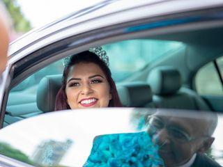 O casamento de Nilcelia e Alexsander
