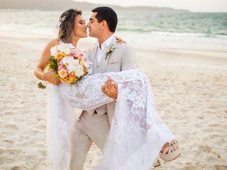 O casamento de Cláudia e Eduardo