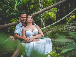 O casamento de Fernanda e Raphael 1