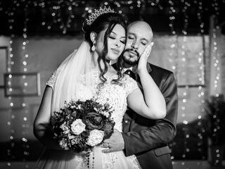 O casamento de Hannah e Rodrigo