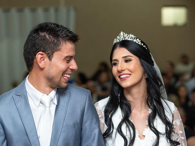 O casamento de Letícia e Robson