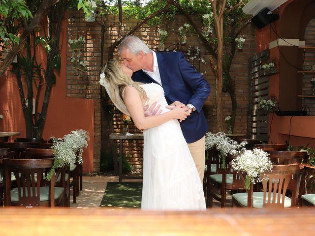 O casamento de Vanessa e Osmair