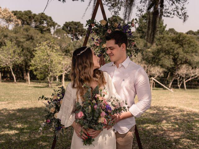 O casamento de Luana e Paulo