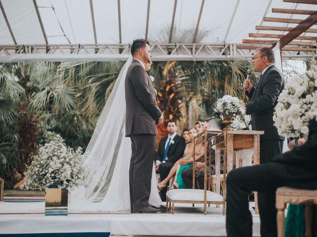 O casamento de Caroline e Jeiferson