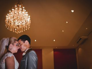 O casamento de Erica e Jallis