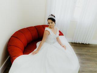 O casamento de Camila e Vinícius 1